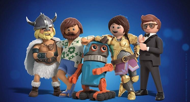 Playmobil: Film - mamy nowy zwiastun animacji od słynnego producenta zabawek