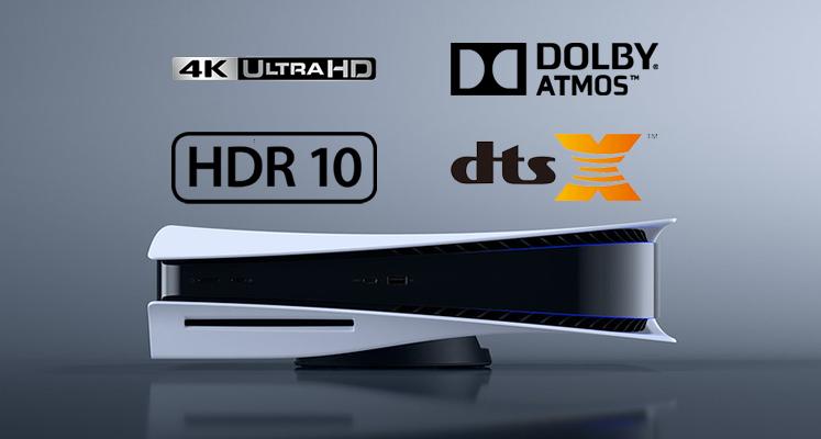 Test konsoli Sony PlayStation 5 i pilota Media Remote jako odtwarzacza płyt 4K Ultra HD Blu-ray [HDR10]