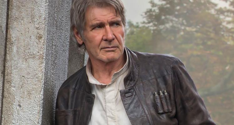 """J.J. Abrams opowiada, jak przekonał Harrisona Forda do powrotu w """"Skywalker. Odrodzenie"""""""