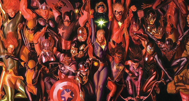 """""""Pokolenia"""" – recenzja komiksu. Antologia przystępna dla każdego"""