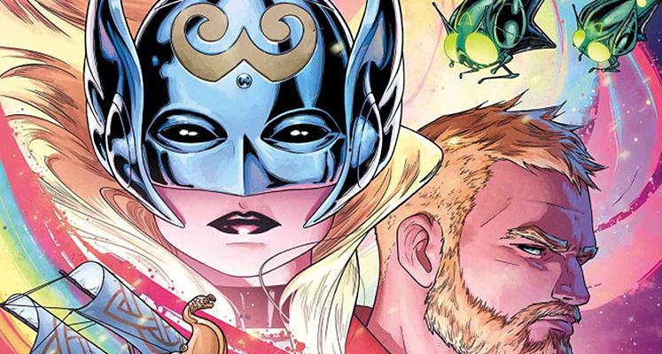 """""""Potężna Thor"""" tom 3: """"Wojna Asgardu z Shi'ar"""" – recenzja komiksu"""
