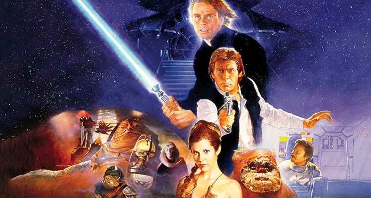 """Pre-order na czwartek: """"Gwiezdne Wojny: Powrót Jedi"""" w steelbooku 4K UHD"""