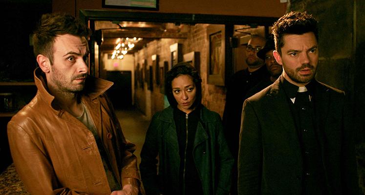 Pierwsze zdjęcia z finałowego sezonu serialu Preacher