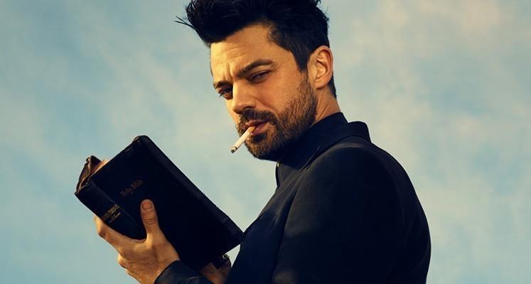 Preacher z polską wersją w steelbooku za €10