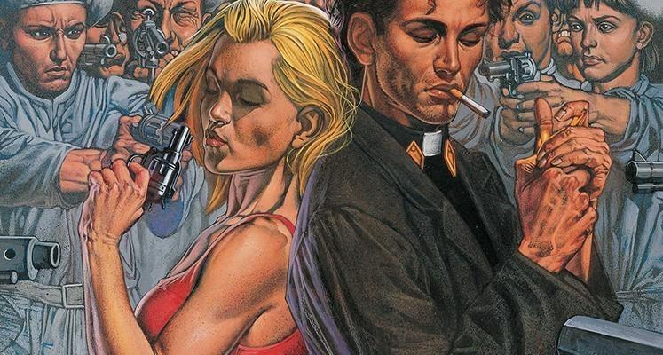Kaznodzieja tom 1 - prezentacja komiksu