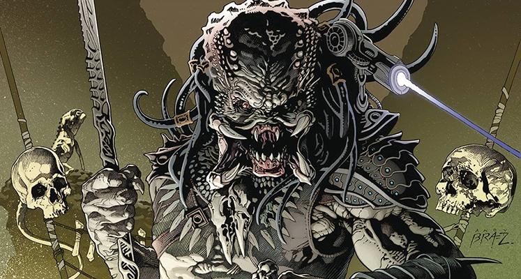 """""""Predator: Łowcy"""" tomy 1 i 2 – recenzja komiksów"""