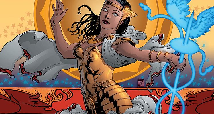 """""""Promethea"""" księga pierwsza – recenzja komiksu"""