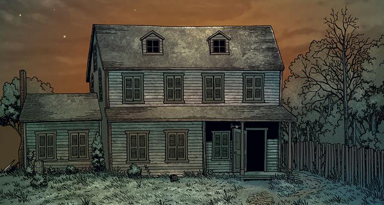 """Providence"" tom 1 – recenzja komiksu"