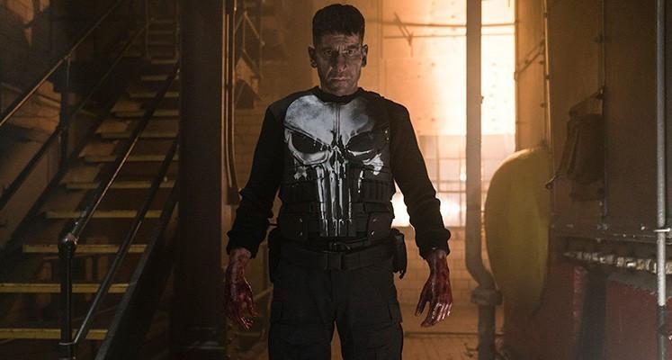 Będą kłopoty - zakrwawiony Punisher na nowym plakacie drugiego sezonu