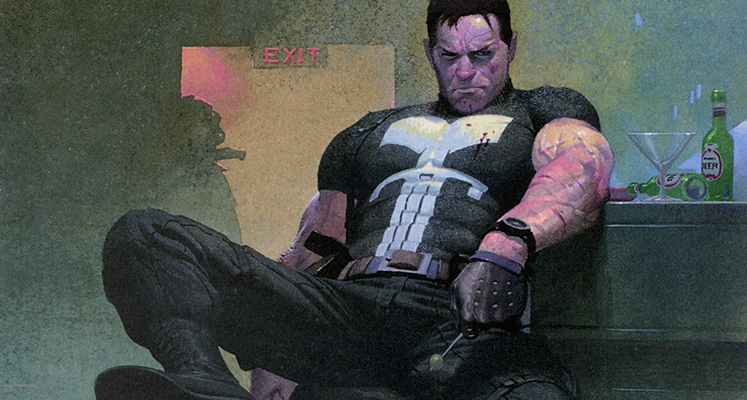 Punisher Max tom 3 - recenzja komiksu