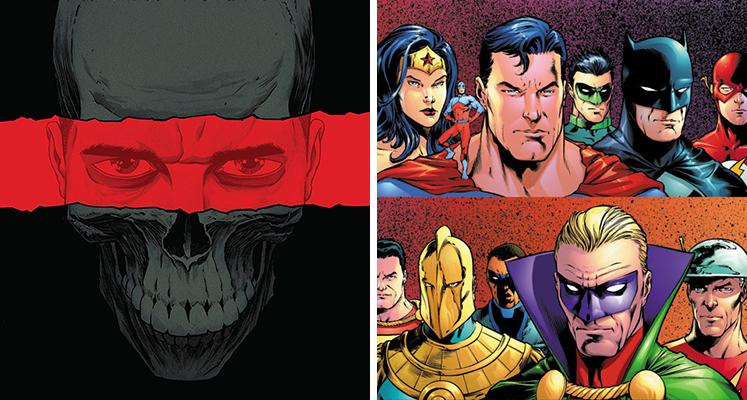 Komiksowa środa: Punisher, JLA i Transformers