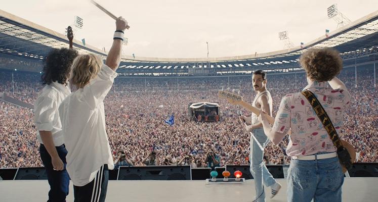 Zespół Queen powraca. Oto pierwszy zwiastun Bohemian Rhapsody