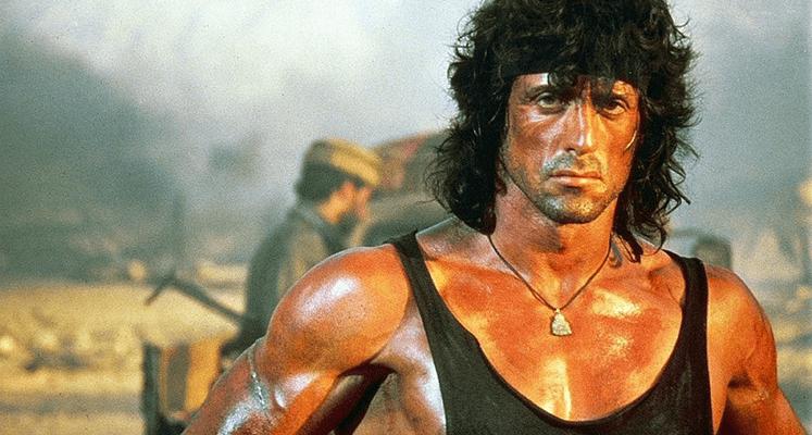 Trylogia Rambo w listopadzie na 4K UHD - znamy szczegóły