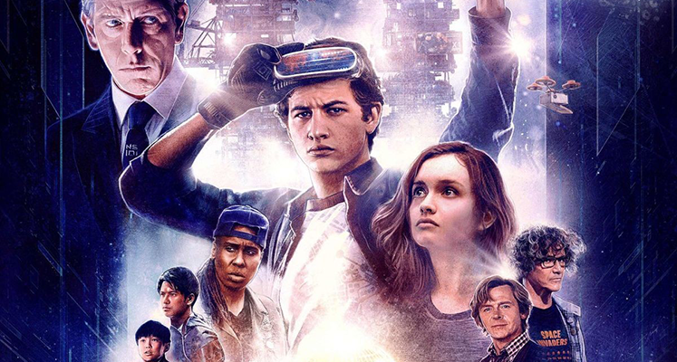 "Konkurs ""Ready Player One"" - wygraj soundtrack i książkę!"