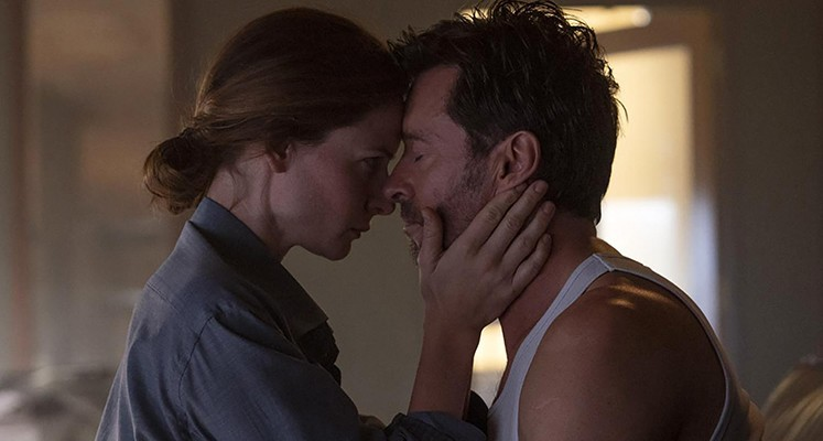 Reminiscencja Rebecca Ferguson i Hugh Jackman