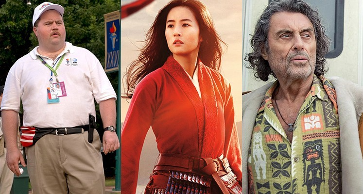 """Filmowe premiery tygodnia 11.01-17.01: """"Mulan"""" w 4K, """"Amerykańscy bogowie"""", """"Richard Jewell"""" i inne"""