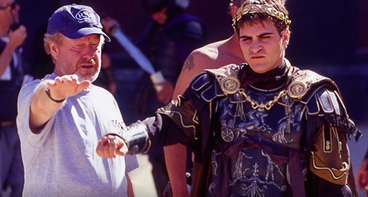 Apple sfinansuje kolejny film Ridleya Scotta. Joaquin Phoenix z rolą Napoleona Bonaparte