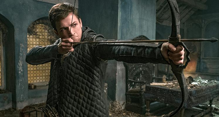 Ostateczny zwiastun filmu Robin Hood: Początek