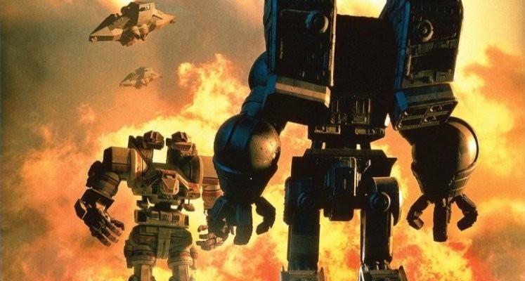 NOSTALGICZNA NIEDZIELA #22: Robot Jox