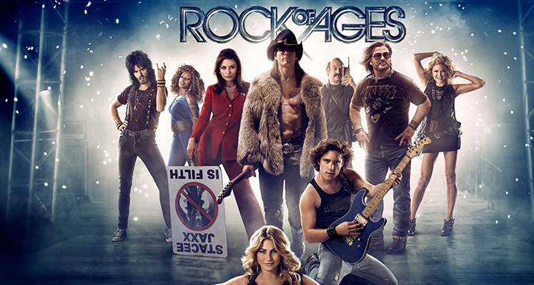 Rock of Ages (2012) - recenzja soundtracku [VINYL]