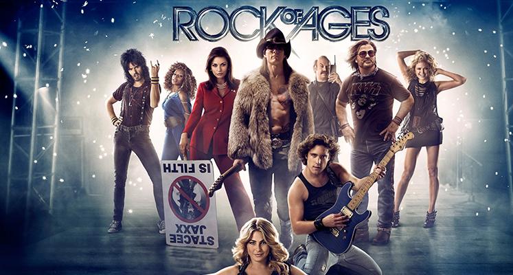 Rock of Ages (2012) - recenzja soundtracku [VINYL]