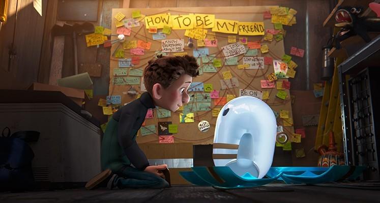 """Nowy zwiastun i plakat animacji """"Ron usterka"""". Kiedy premiera?"""