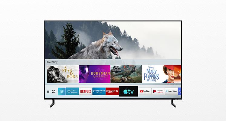 Pełna lista telewizorów Samsunga z Apple TV i AirPlay 2