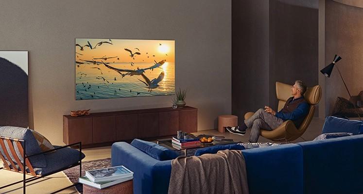 Samsung prezentuje telewizory Neo QLED 4K i 8K. Jaka sprzedaż telewizorów w Polsce?