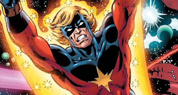 Superbohaterowie Marvela: Kapitan Marvel - recenzja komiksu