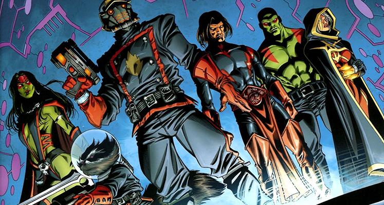 Superbohaterowie Marvela: Strażnicy Galaktyki - recenzja komiksu