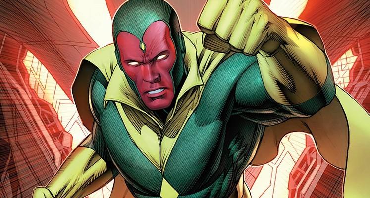 Superbohaterowie Marvela: Vision - recenzja komiksu