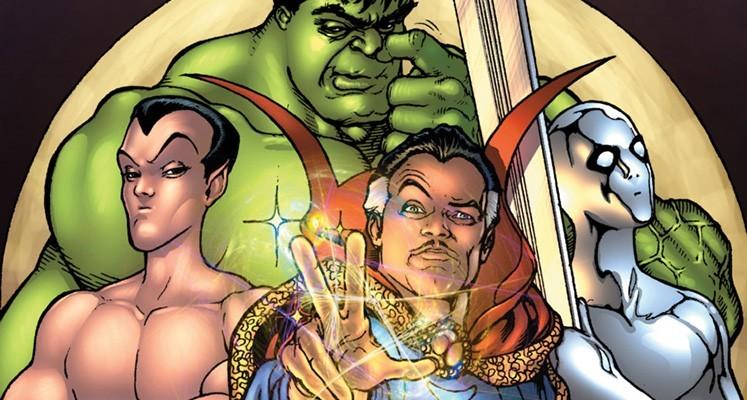 Superbohaterowie Marvela#23: Defenders - prezentacja komiksu