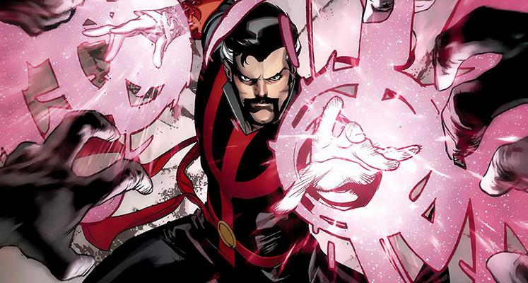 Superbohaterowie Marvela#25: Doktor Strange - prezentacja komiksu