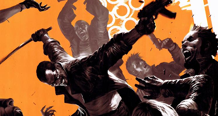 Superbohaterowie Marvela#28: Blade - prezentacja komiksu