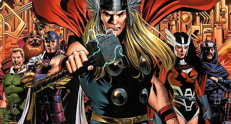 Superbohaterowie Marvela#31: Thor - prezentacja komiksu