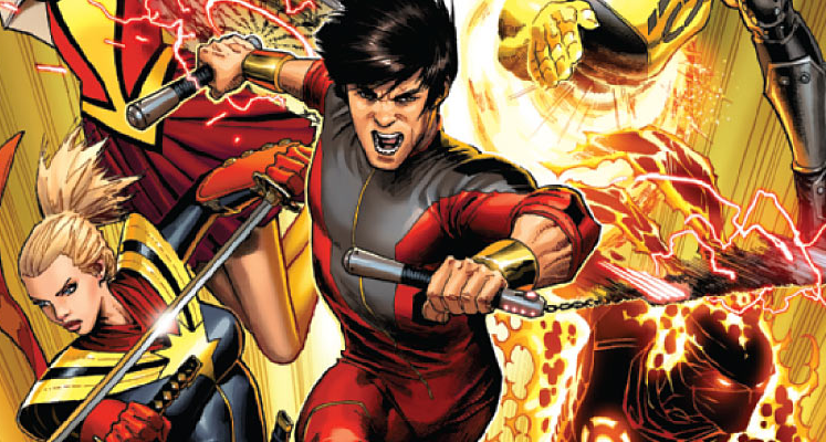 Superbohaterowie Marvela#32: Shang-Chi - prezentacja komiksu