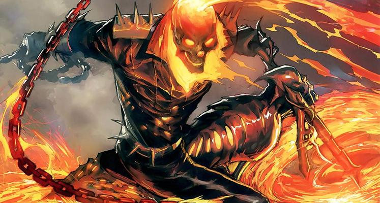 Superbohaterowie Marvela#37: Ghost Rider - prezentacja komiksu