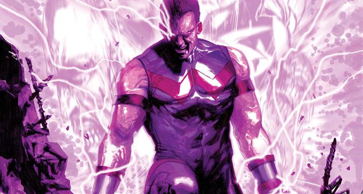 Superbohaterowie Marvela#38: Wonder Man - prezentacja komiksu