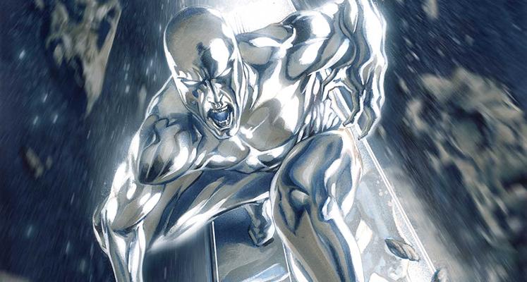 Superbohaterowie Marvela#39: Silver Surfer - prezentacja komiksu