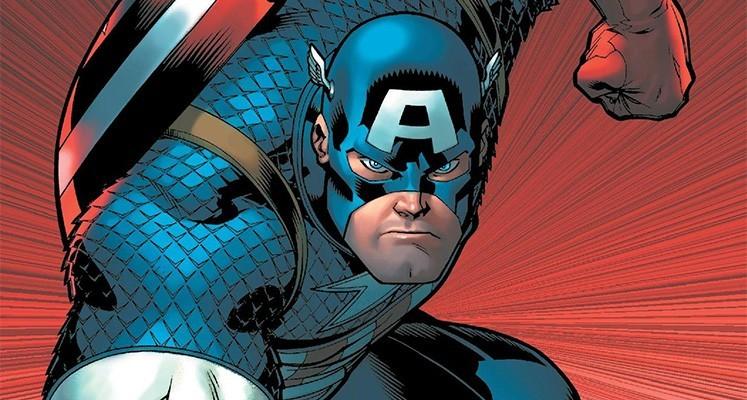 Superbohaterowie Marvela#4: Kapitan Ameryka - prezentacja komiksu