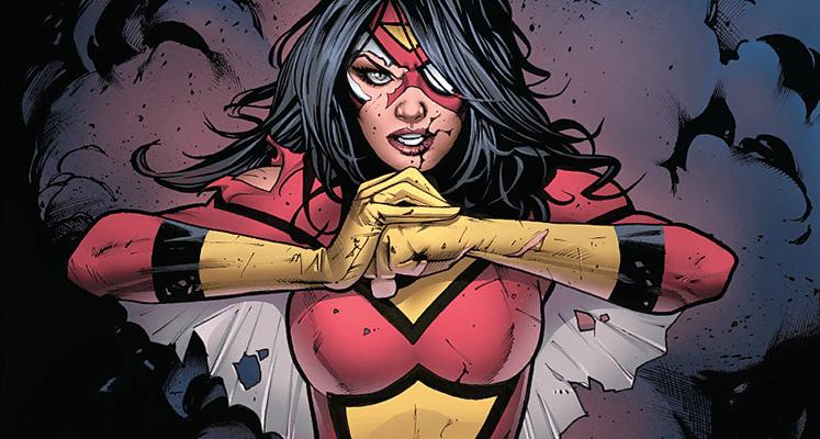 Superbohaterowie Marvela#47: Spider-Woman - prezentacja komiksu