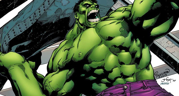 Superbohaterowie Marvela#5: Hulk - prezentacja komiksu