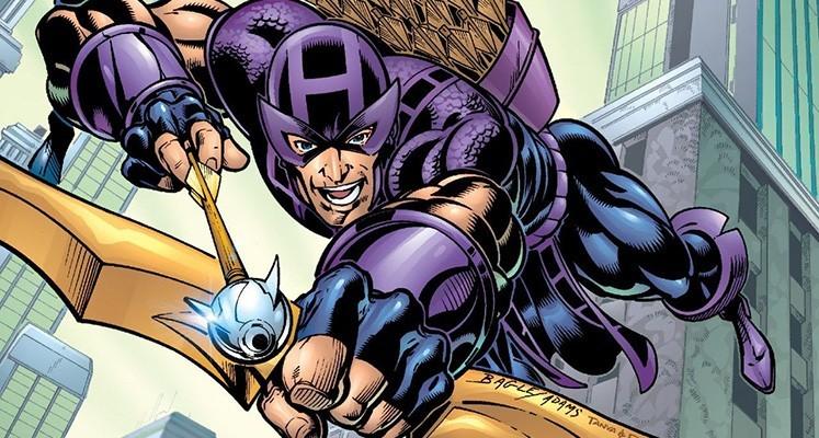 Superbohaterowie Marvela#6: Hawkeye - prezentacja komiksu
