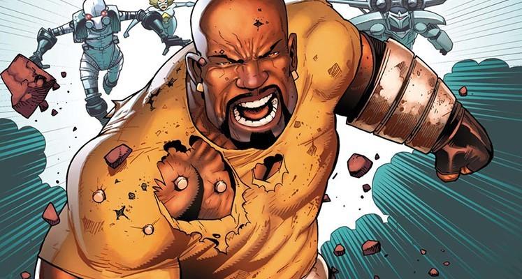 Superbohaterowie Marvela#8: Power Man - prezentacja komiksu