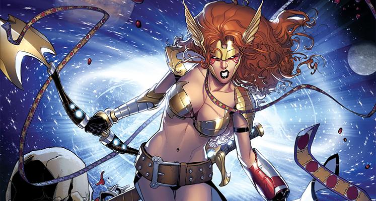 "Superbohaterowie Marvela #89: ""Angela"" – prezentacja komiksu"