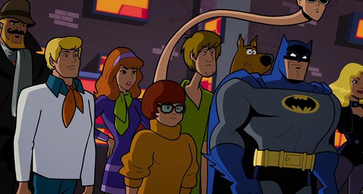 Scooby-Doo! i Batman: Odważniaki i straszaki już na DVD!