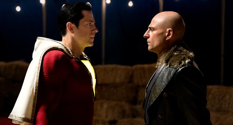 """""""Shazam!"""" – recenzja filmu i wydania Blu-ray [2D, opakowanie plastikowe]"""