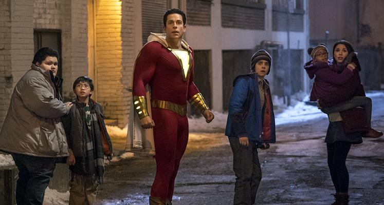 """""""Shazam! Fury of the Gods"""" – drużyna superbohaterów w komplecie na nowym zdjęciu"""