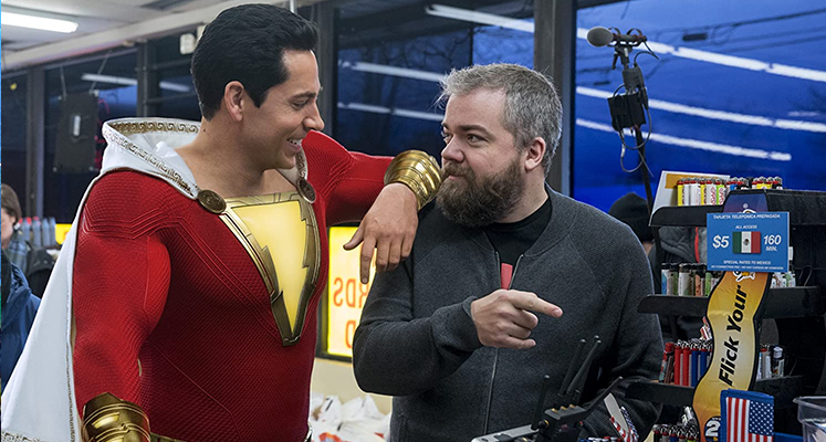 """Pierwszy teaser """"Shazam! Fury of the Gods"""". Zachary Levi w nowym kostiumie"""
