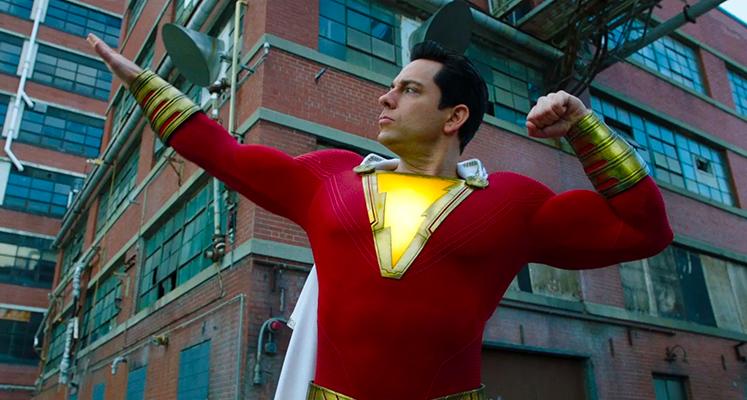 Box Office - Shazam podtrzymał dobrą passę DC, a Dumbo zaliczył twarde lądowanie